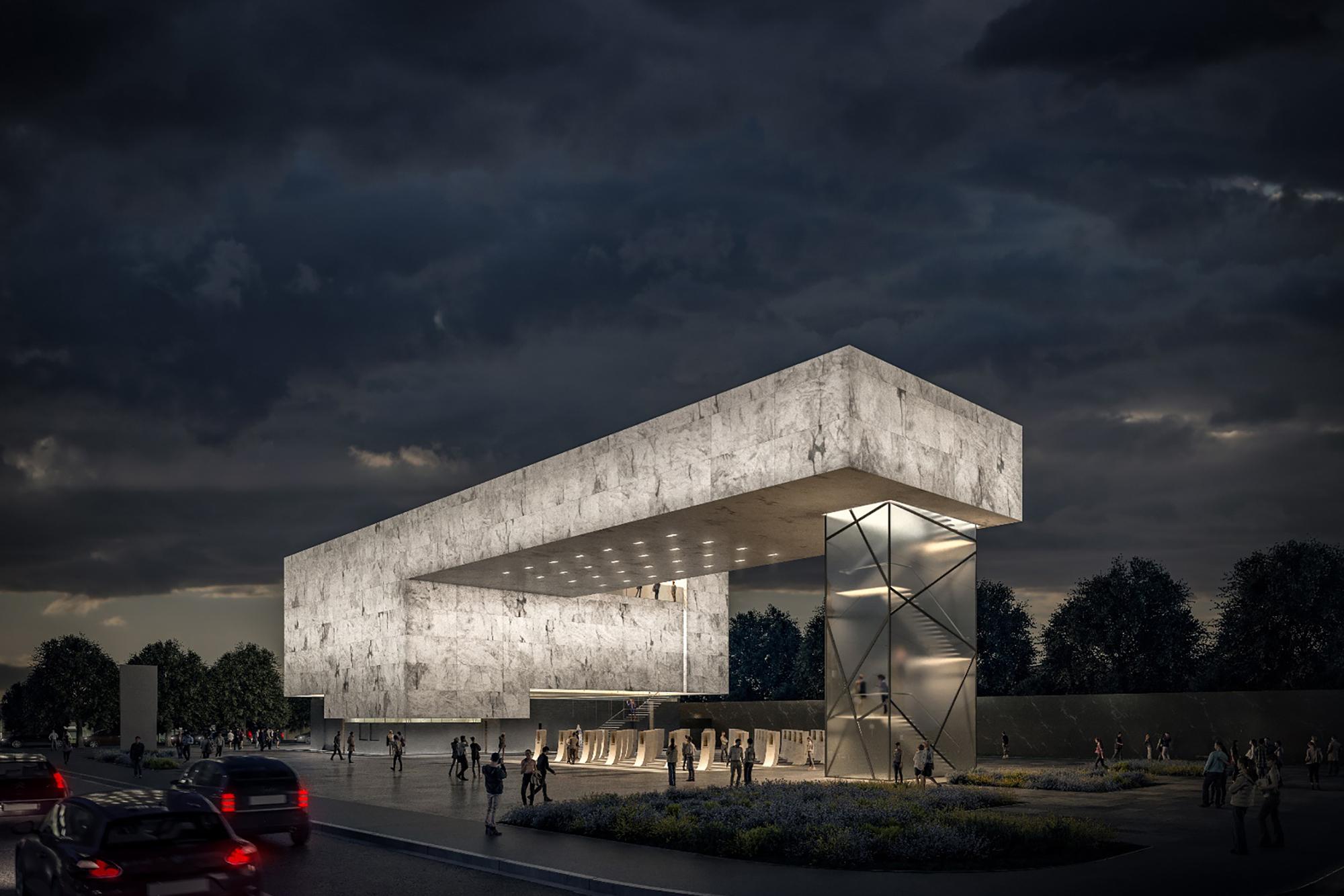 Restoring Light Memorial Architect Magazine