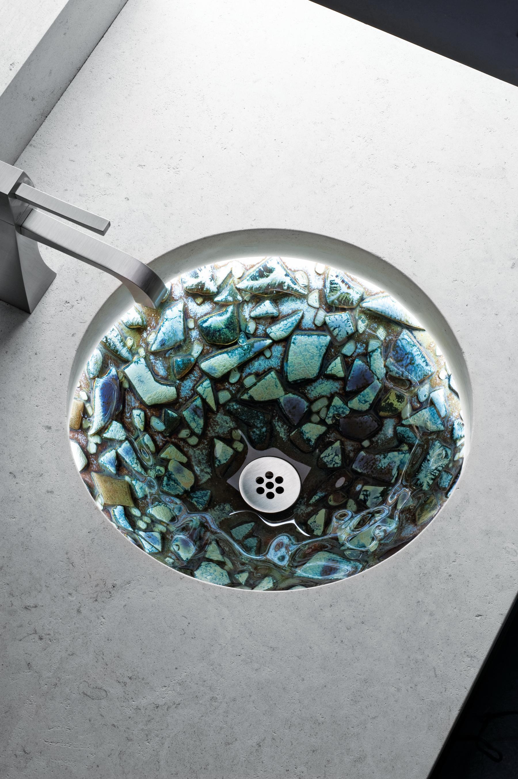 Alchemy Glass & Light Alchemy Glow | Architect Magazine | Lighting, Bath