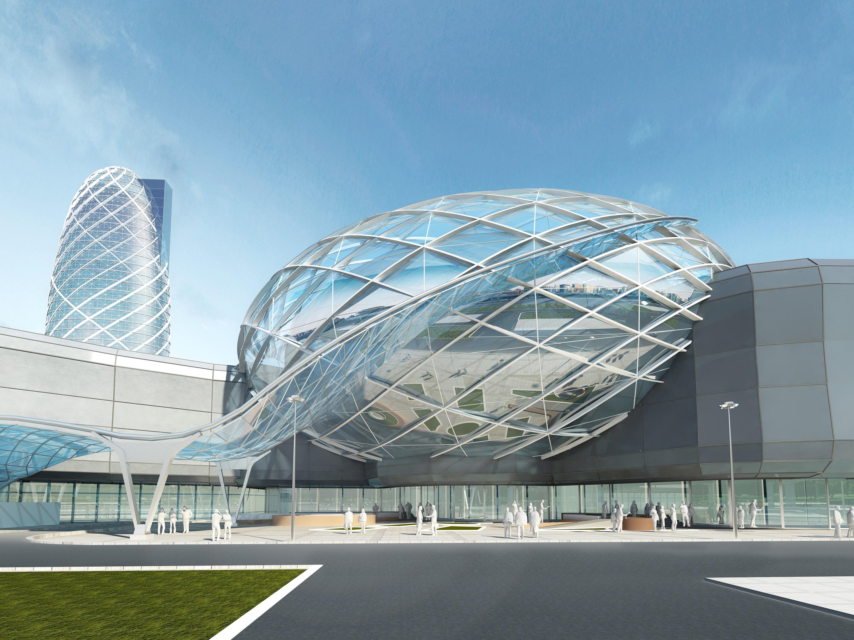 Futuristic building designs to weather an apocalypse for Building design company