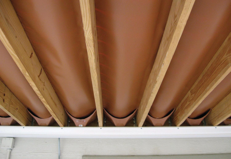 Trex Rainescape Above Joist Deck Drainage System