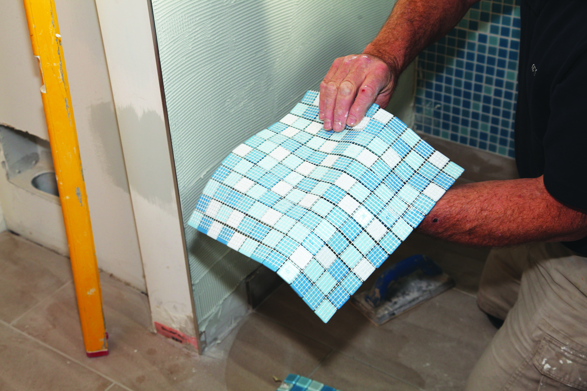 - Installing Glass Tile With Mesh Backing JLC Online