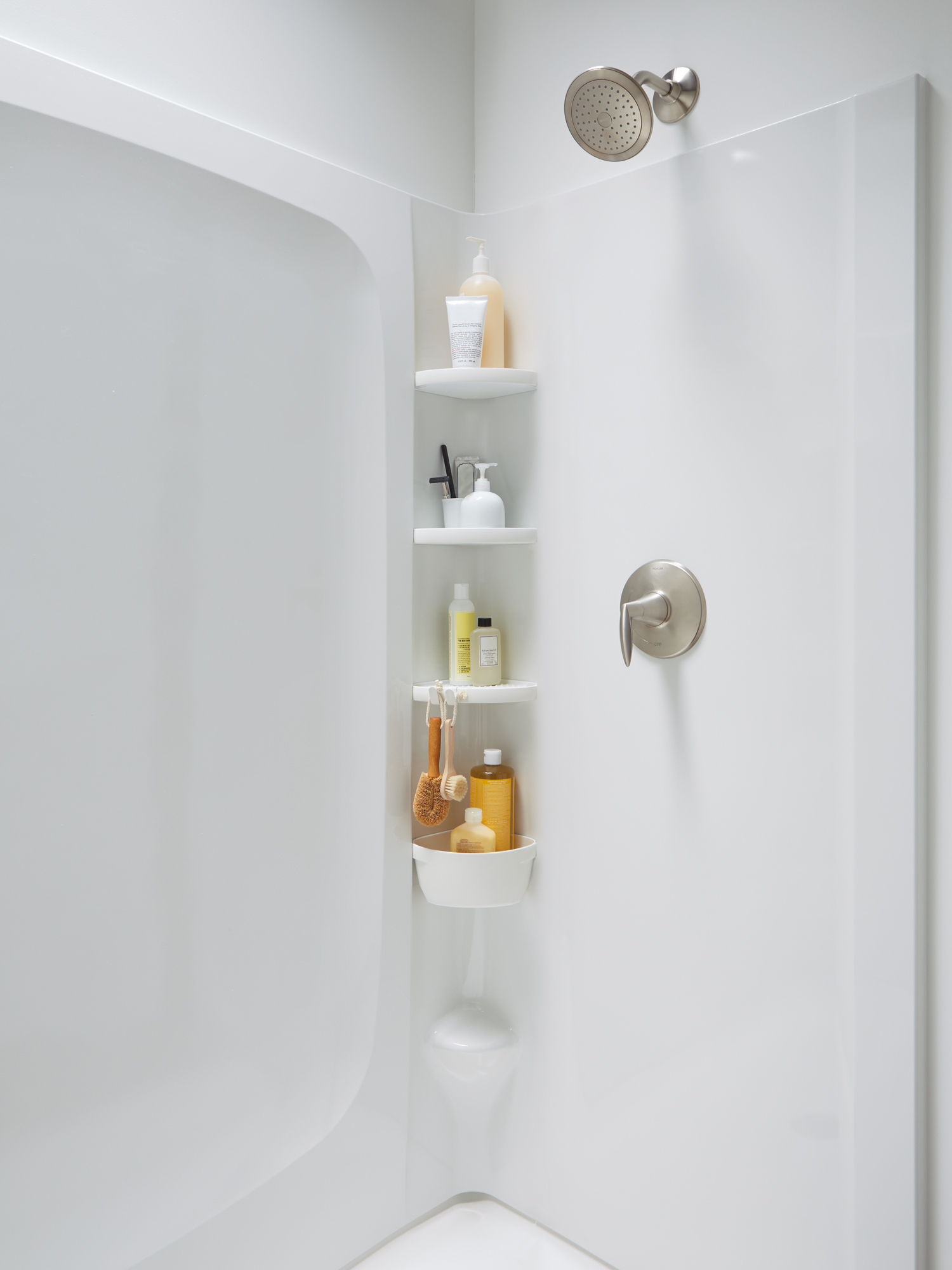 Store More In The Shower With Sterling S Store Jlc Online