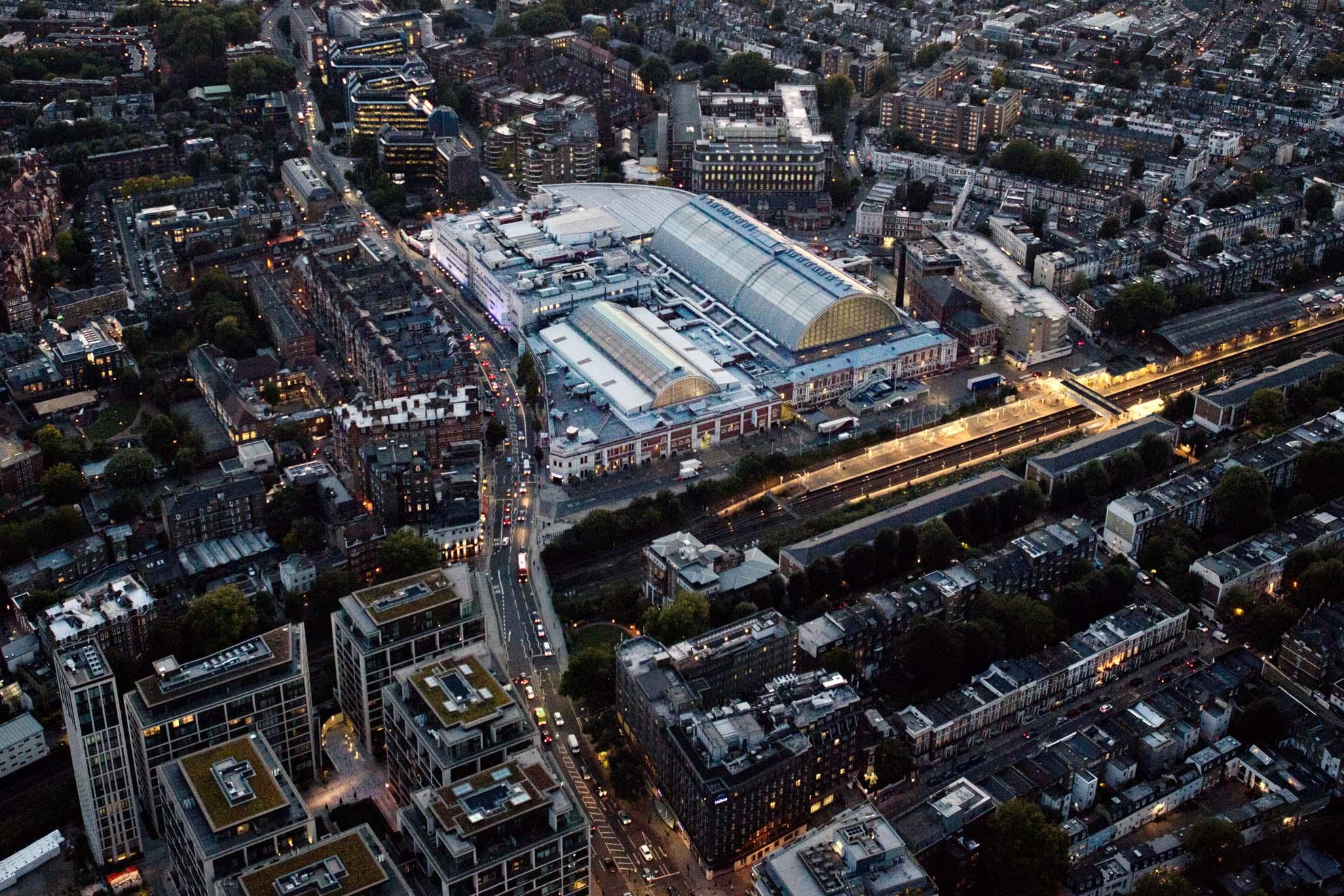 Thomas Heatherwick To Redesign Olympia London Events