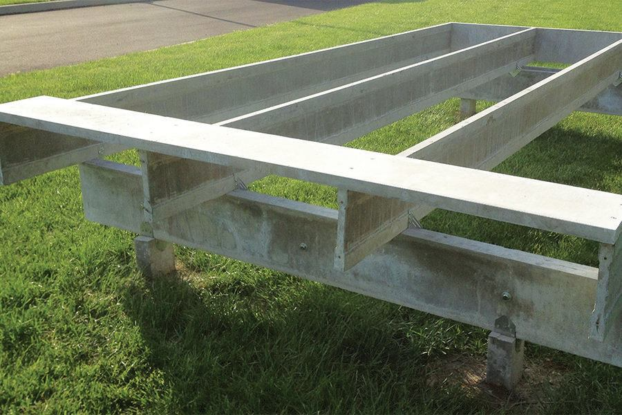 Concrete Lumber | Professional Deck Builder | Products ...