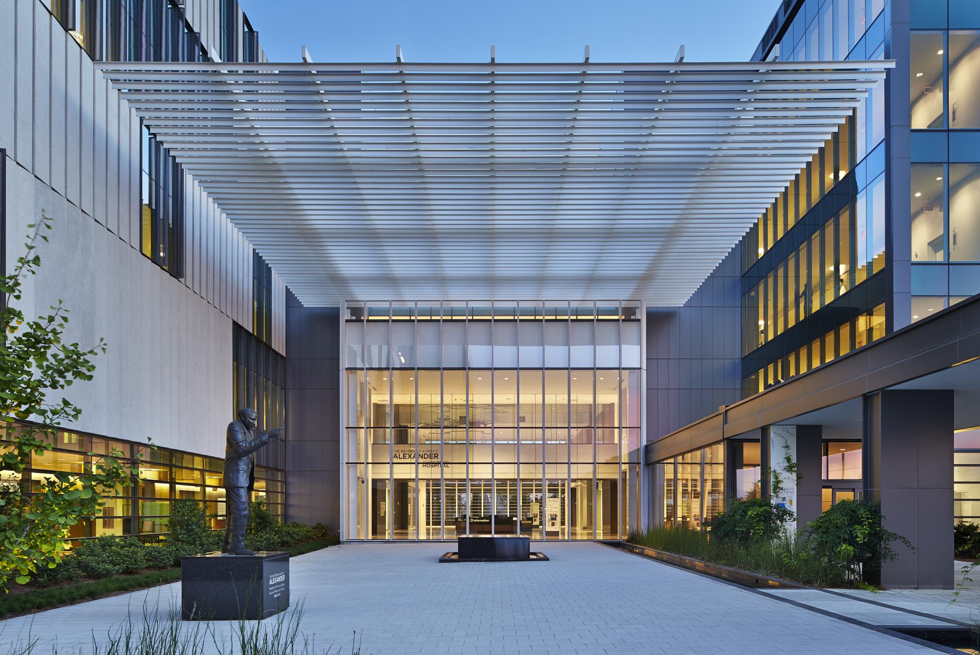 University Medical Center New Orleans Architect Magazine