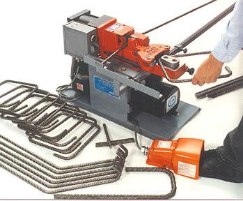 Rebar Cutter Bender Combo Concrete Construction Magazine