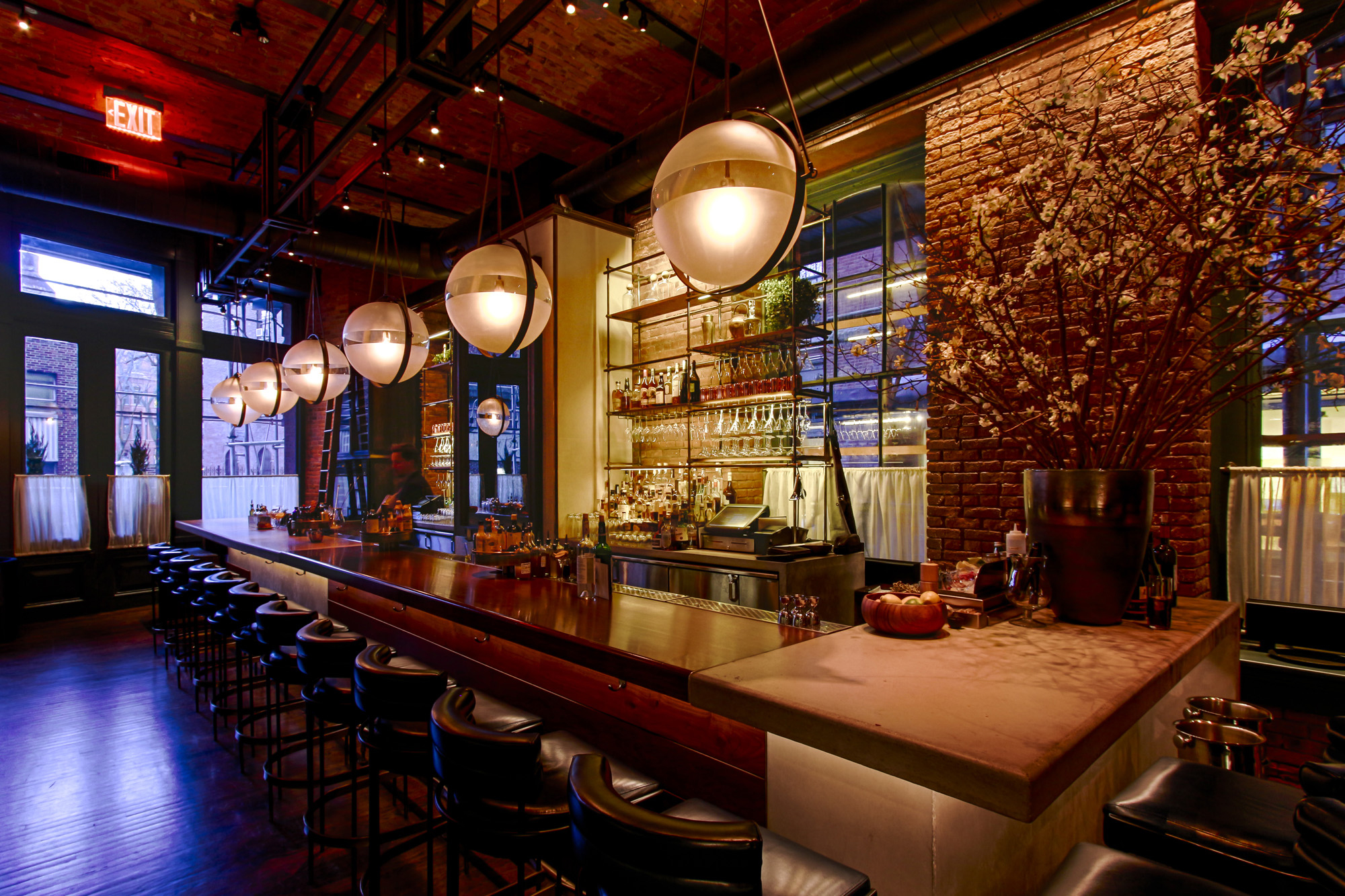 2015 AL Design Awards: Chefs Club, New York | Architectural Lighting ...