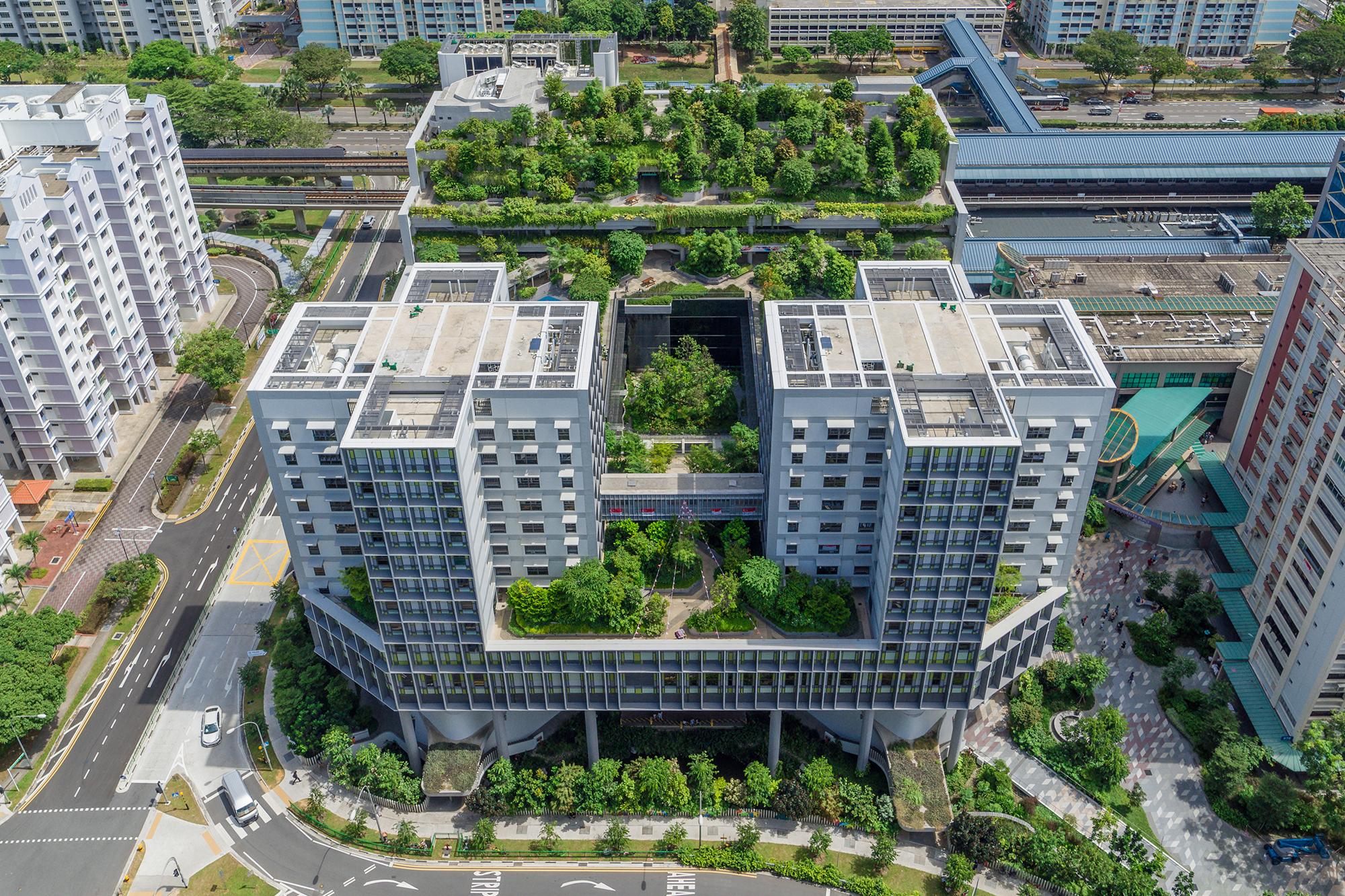 Kampung Admiralty by WOHA | Architect Magazine