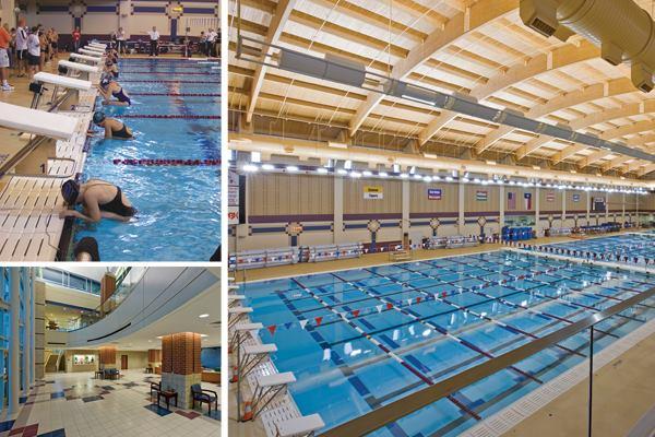 Conroe Independent School District Natatorium Aquatics