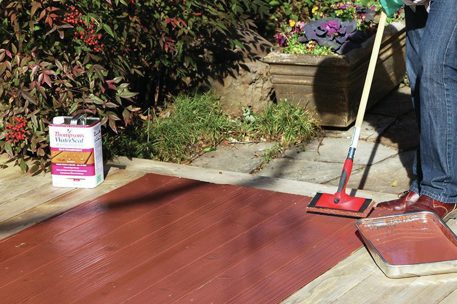 Thompson S Waterseal Waterproofing Stain Professional