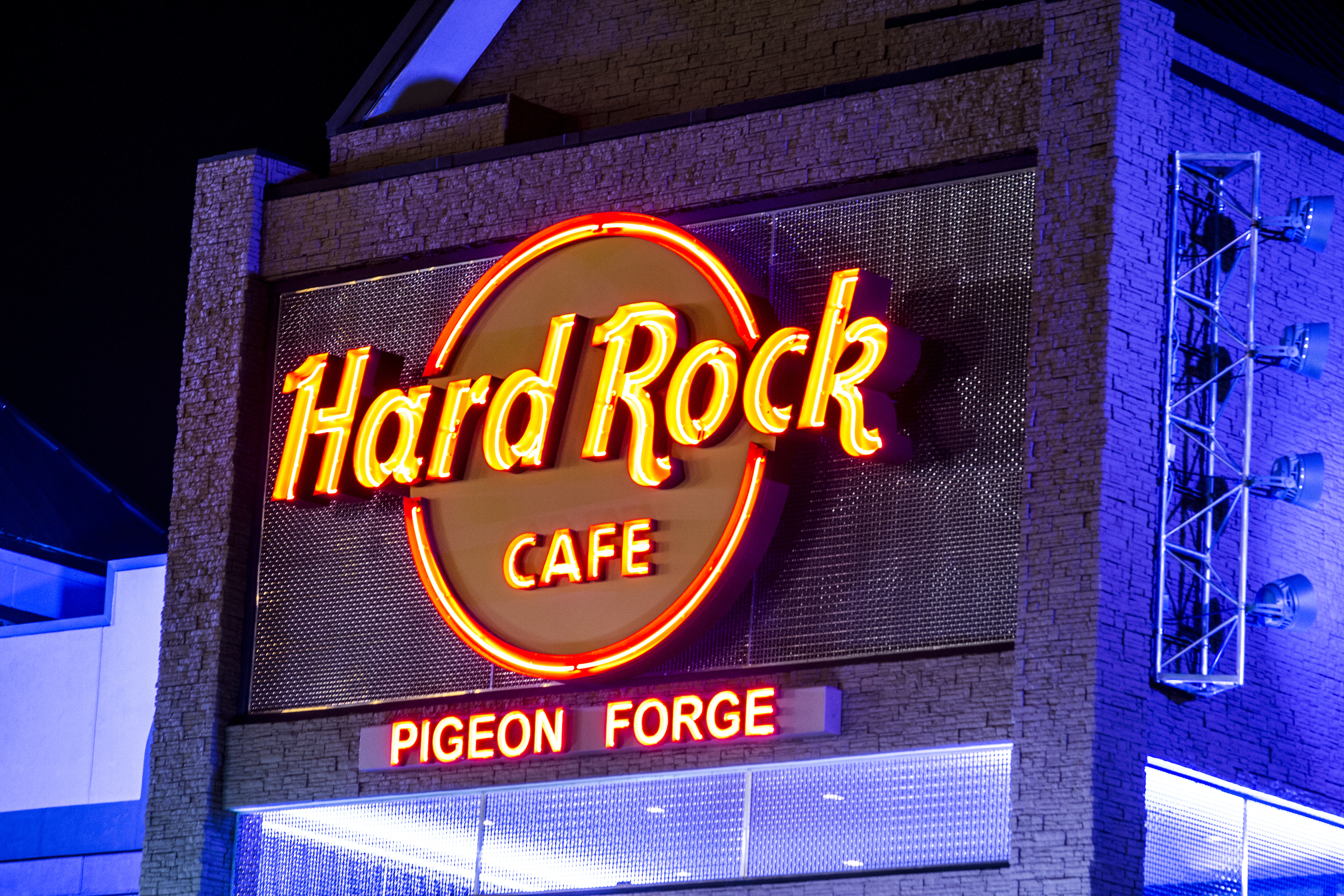 Pigeon Forge Hard Rock Cafe Architect Magazine Pigeon