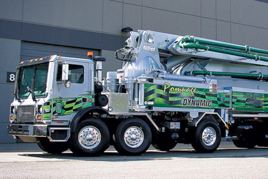 Alliance Concrete Pumps   Rz Boom Pump