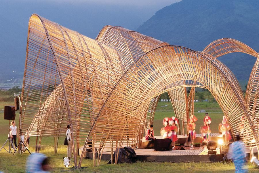 Forest Pavilion Architect Magazine Cultural Projects