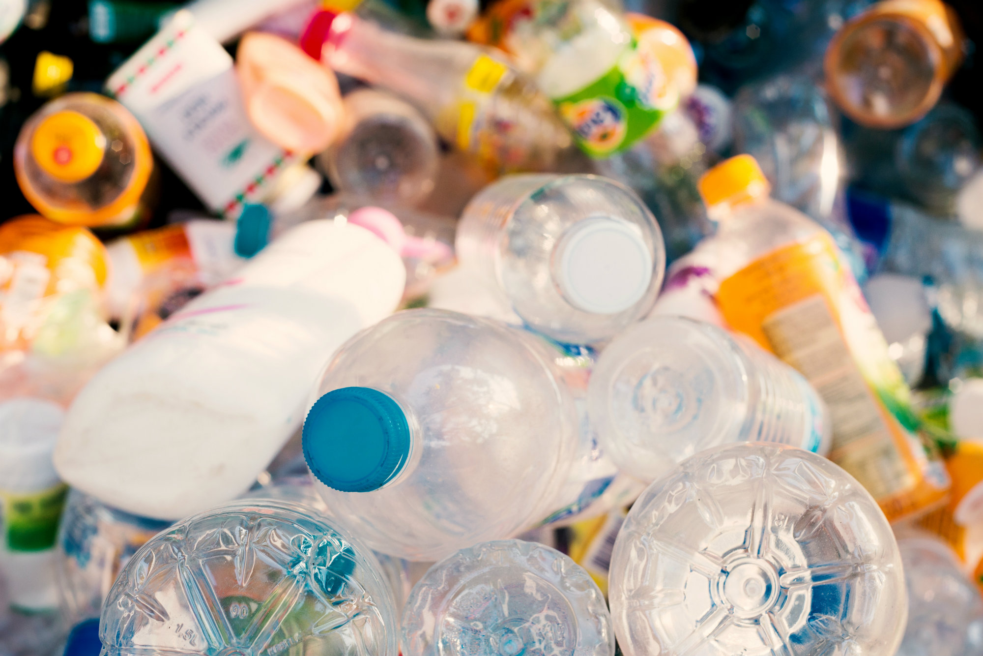 Waste Plastic In Concrete Could Support Sustainable