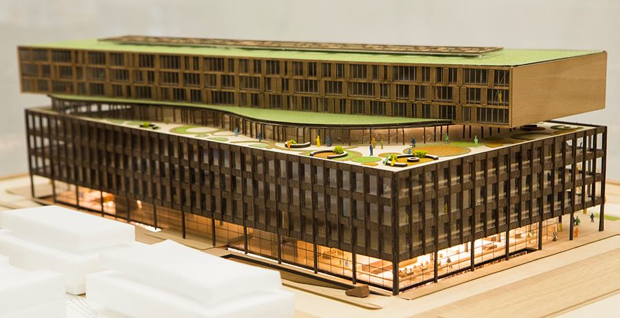 Commercial Van Interiors >> D.C. Public Library Names Architecture Team for MLK ...
