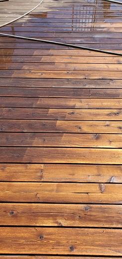 Cedar Decking Stain Problem Professional Deck Builder