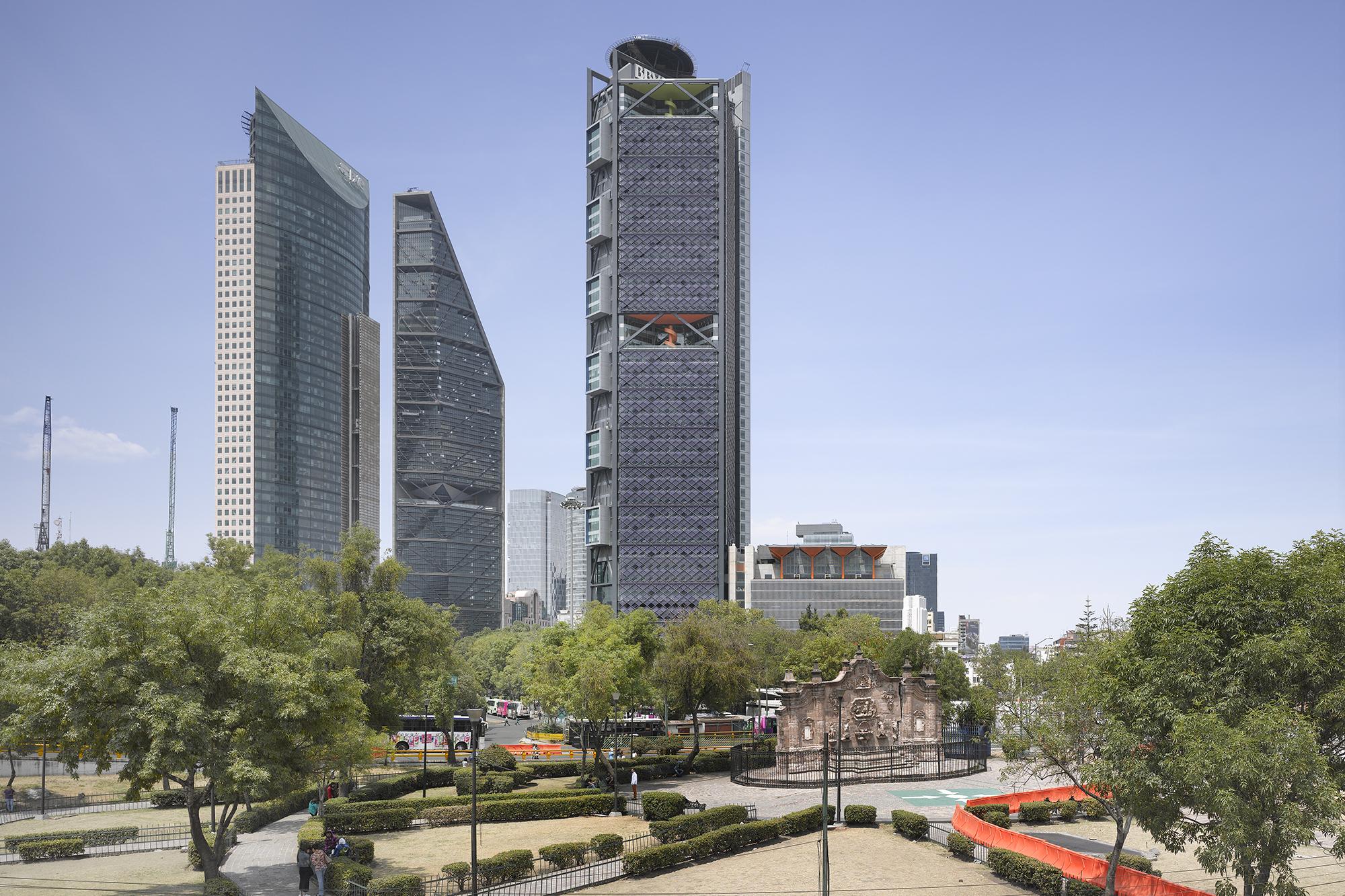 Bancomer: BBVA Bancomer Tower
