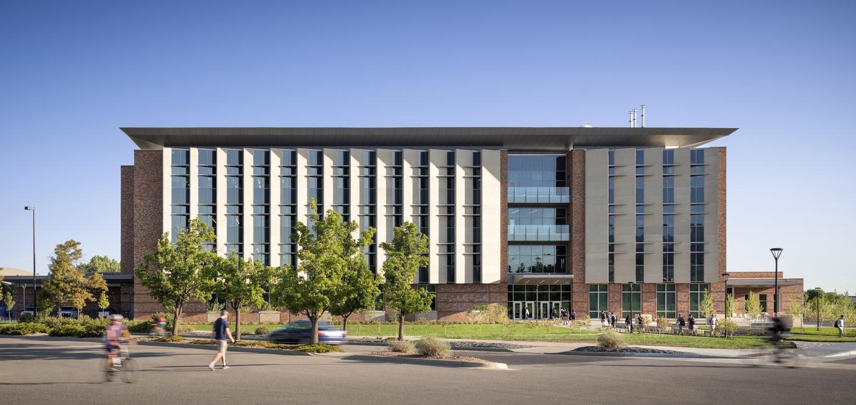 Ann And H J Smead Aerospace Engineering Sciences Building Architect Magazine