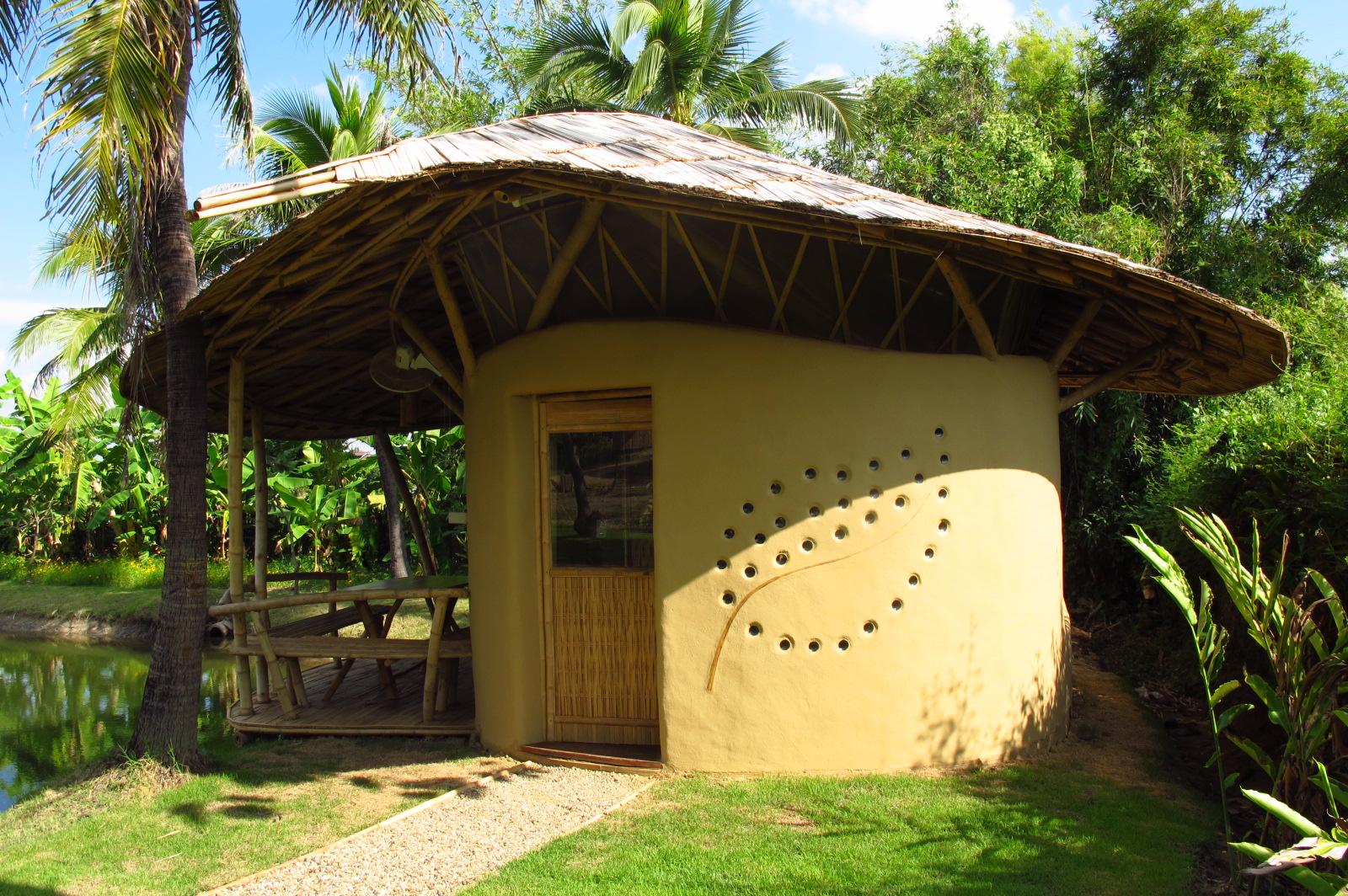 Small Cottage Architect Magazine Chiang Mai Thailand