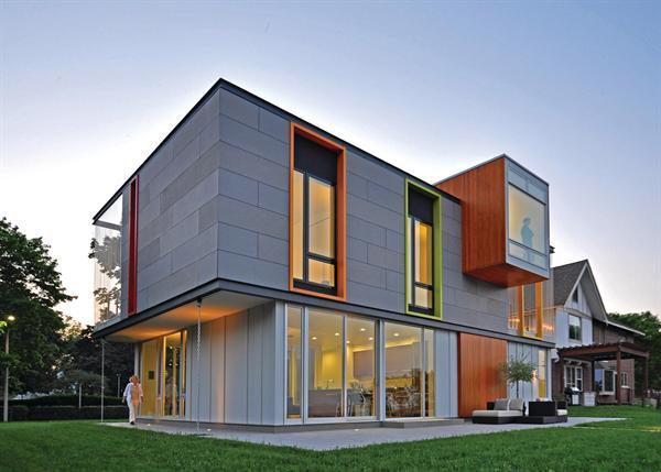 Os House Architect Magazine Johnsen Schmaling