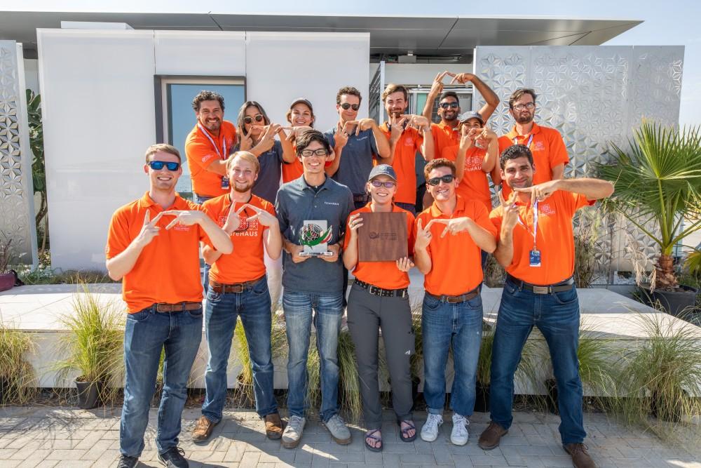 FutureHAUS Dubai Wins Solar Decathalon Middle East | Builder