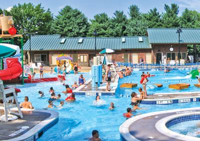 Get with the program aquatics international magazine health and fitness fitness center for Williams indoor pool swim lessons