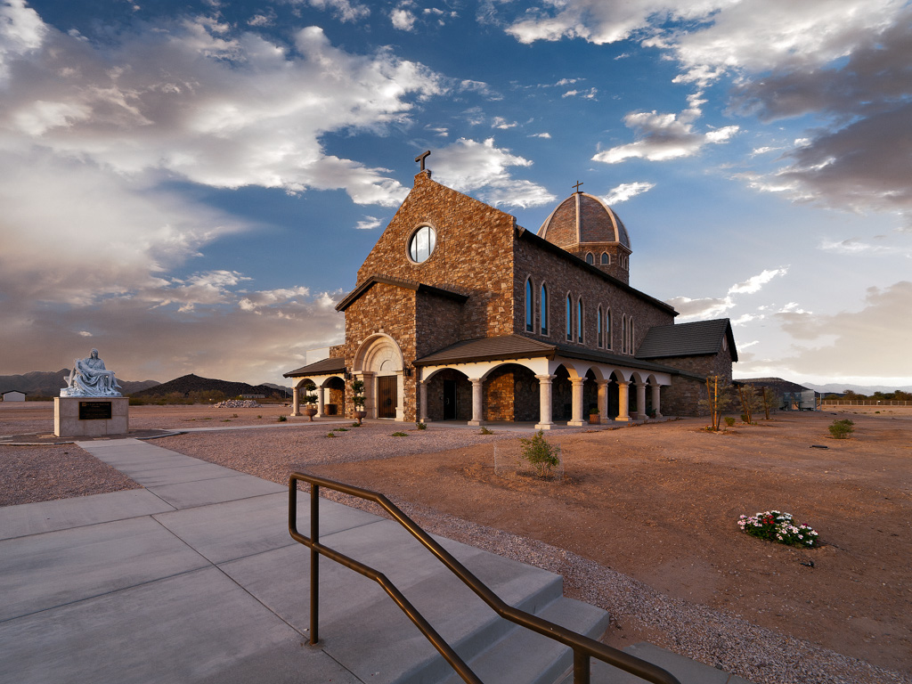 Our Lady Of Solitude Monastery Architect Magazine