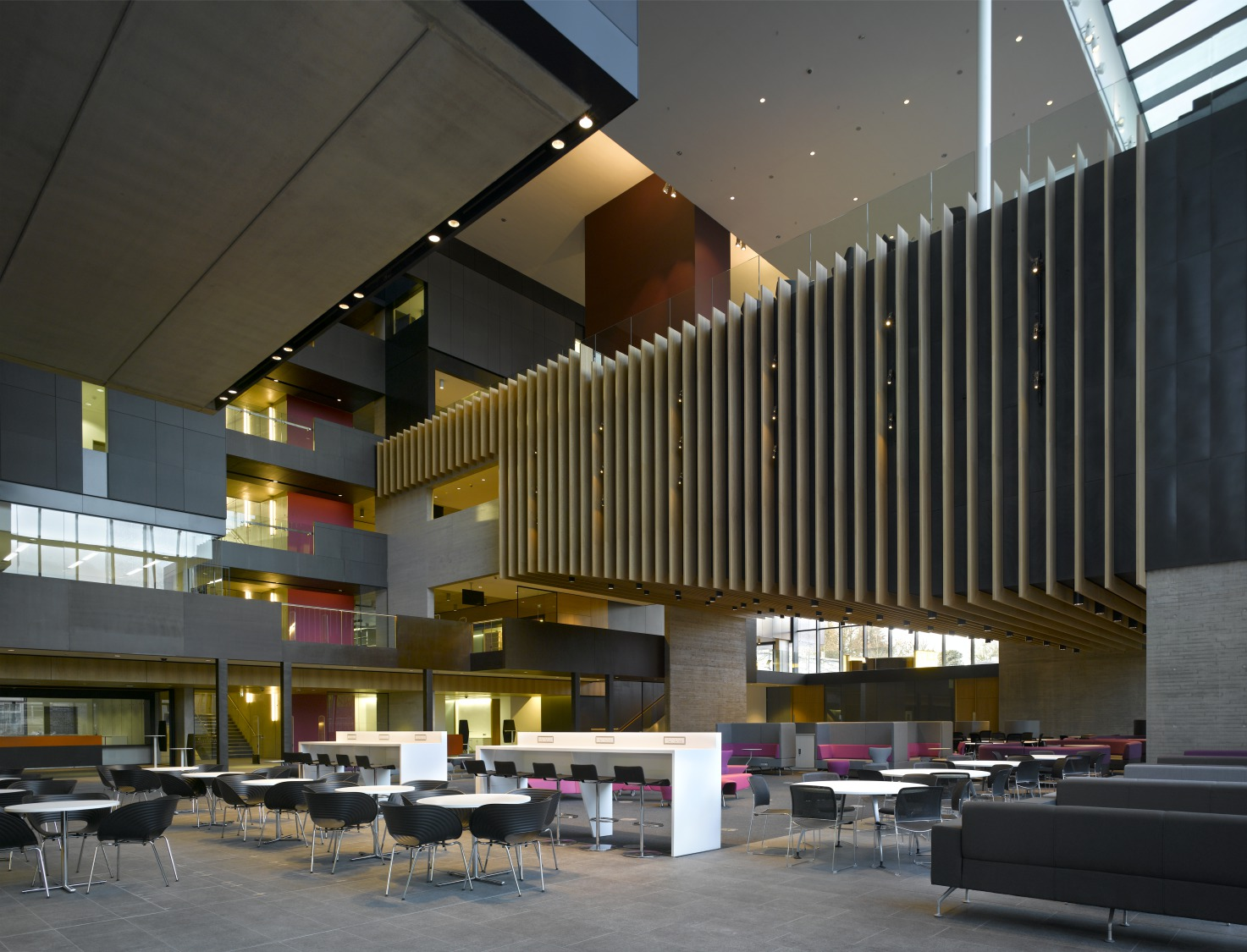 John Henry Brookes Building Oxford Brookes University