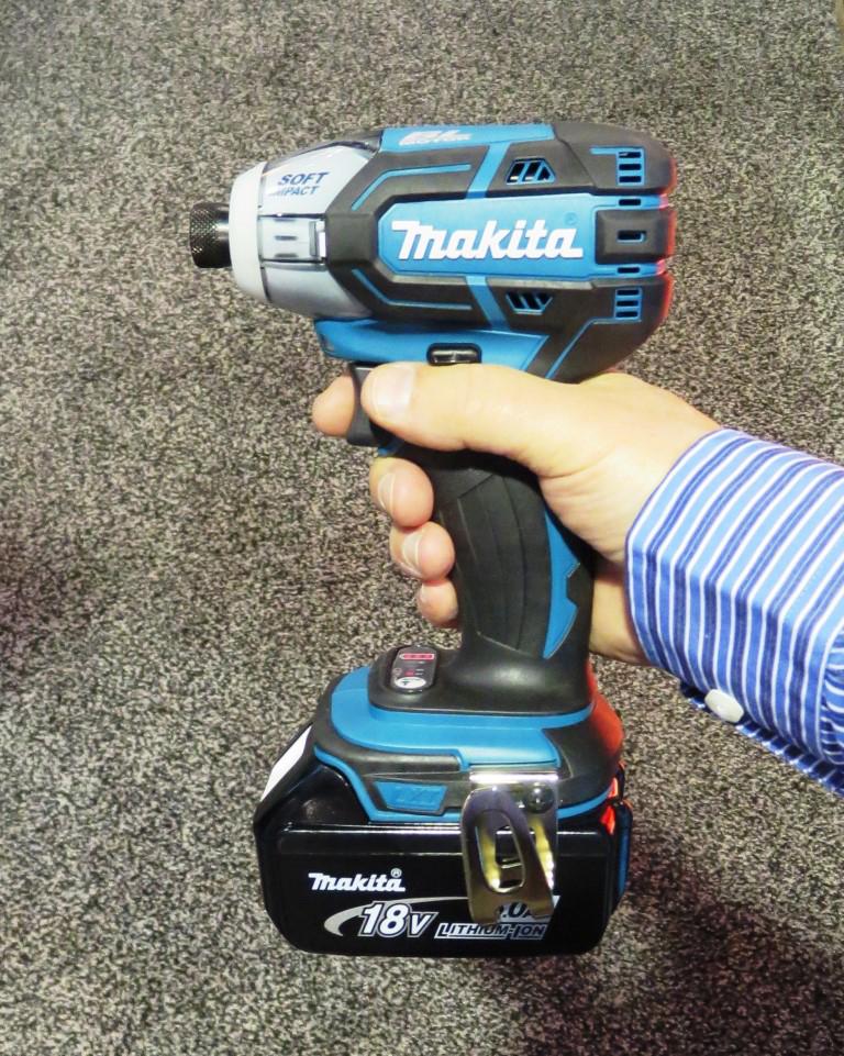 Makita Oil-Impulse Driver   Tools of the Trade