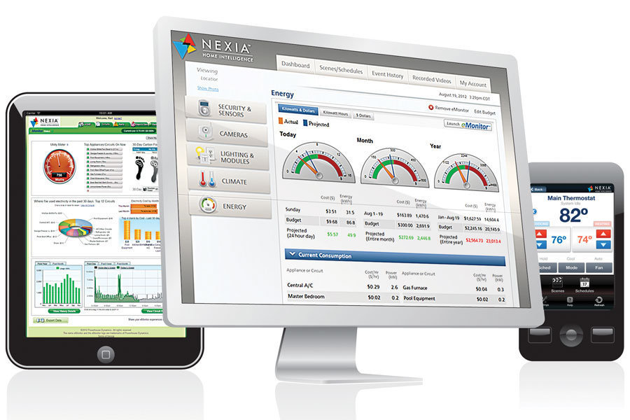 Demand Energy Monitoring Software : Watch your watts with trane energy management software