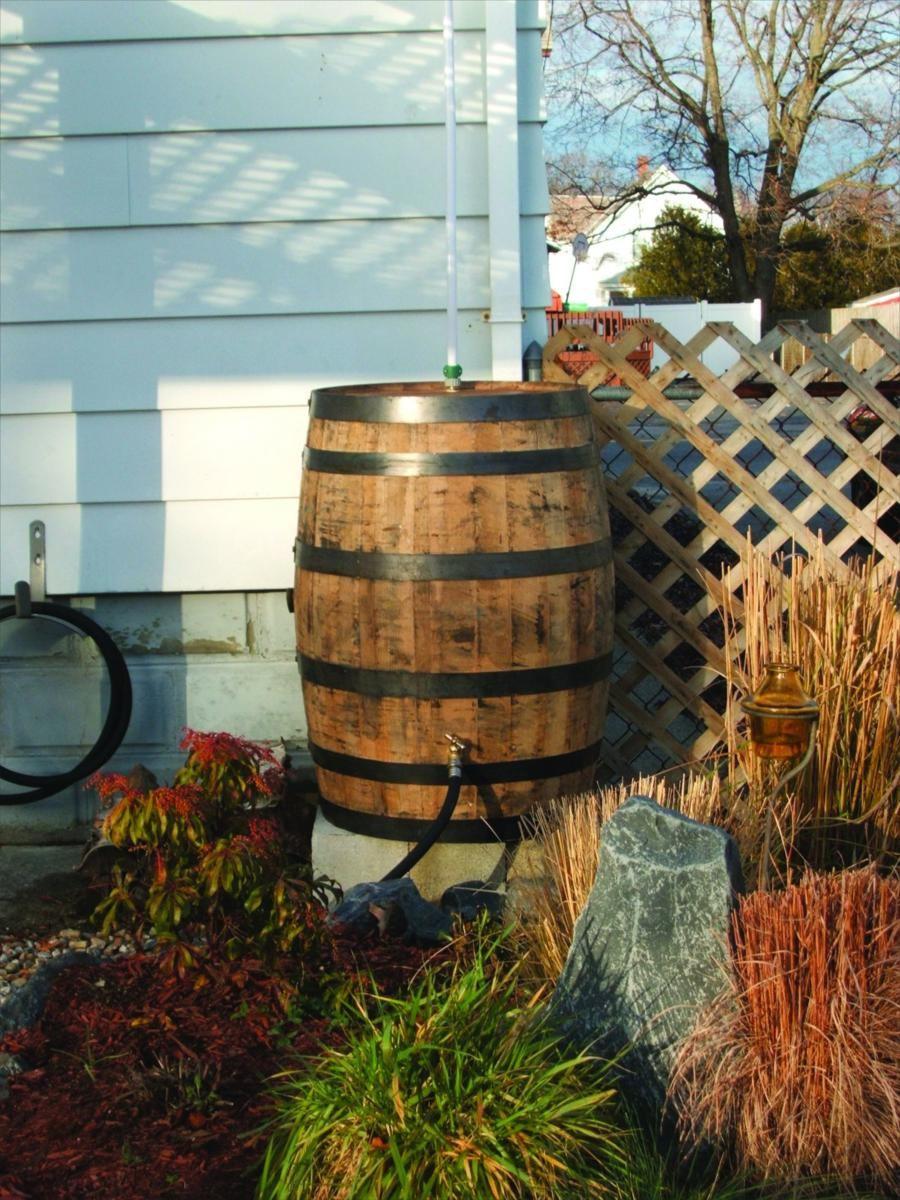 Irrigation Rain Barrels by Aaron\'s Rain Barrels| EcoBuilding Pulse ...