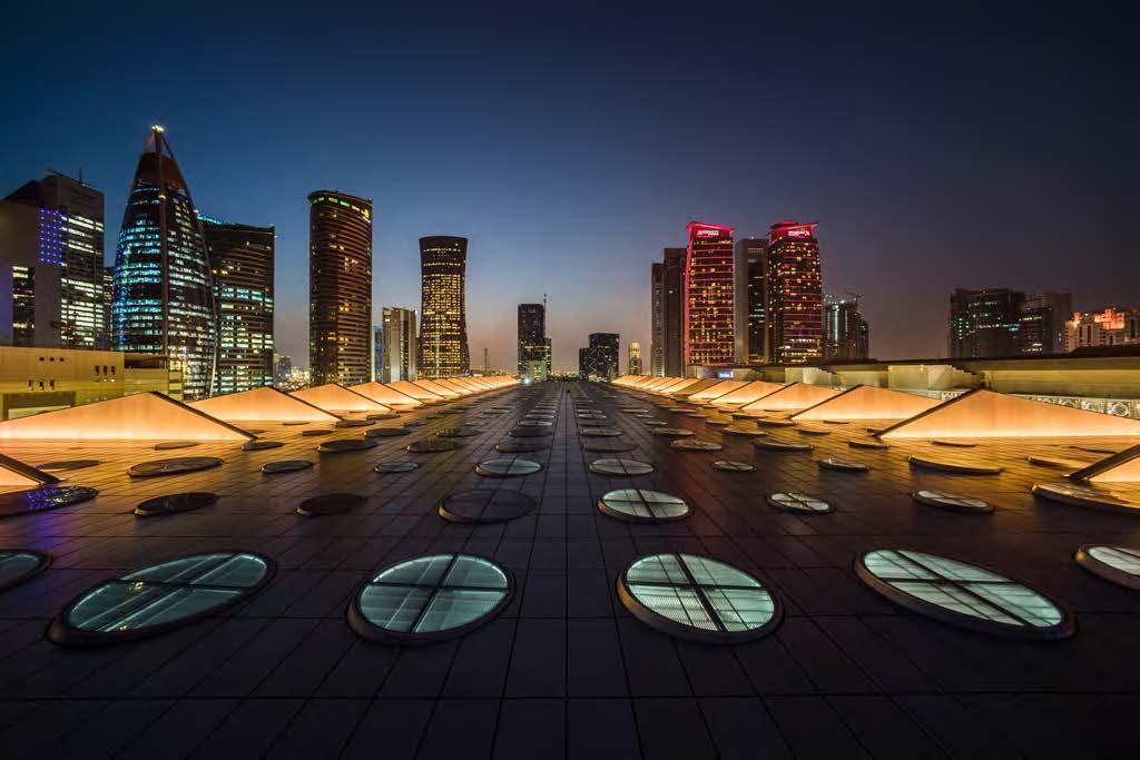 Doha Exhibition And Convention Center Architect Magazine