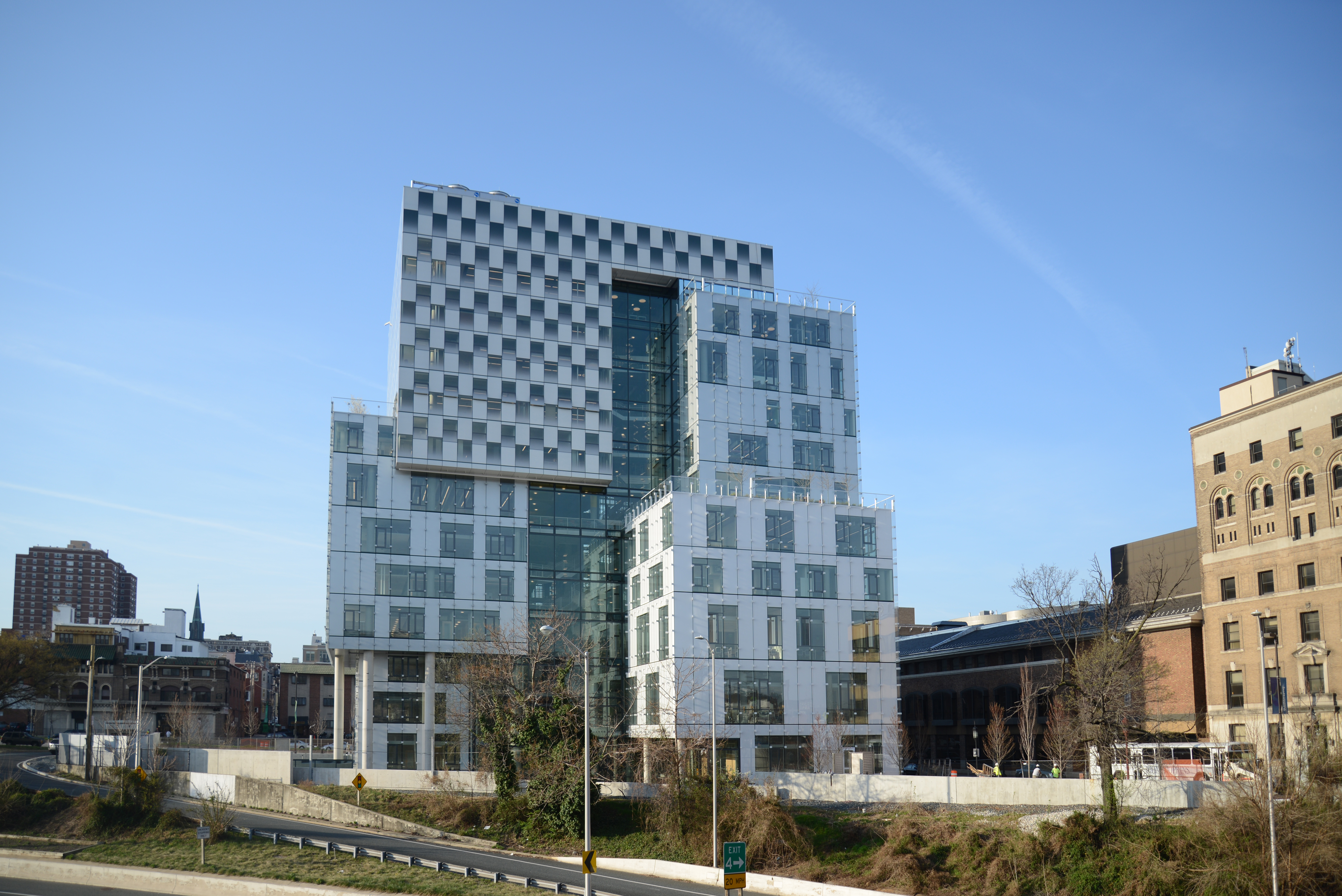 University Of Baltimore Law >> The John And Frances Angelos Law Center At The University Of