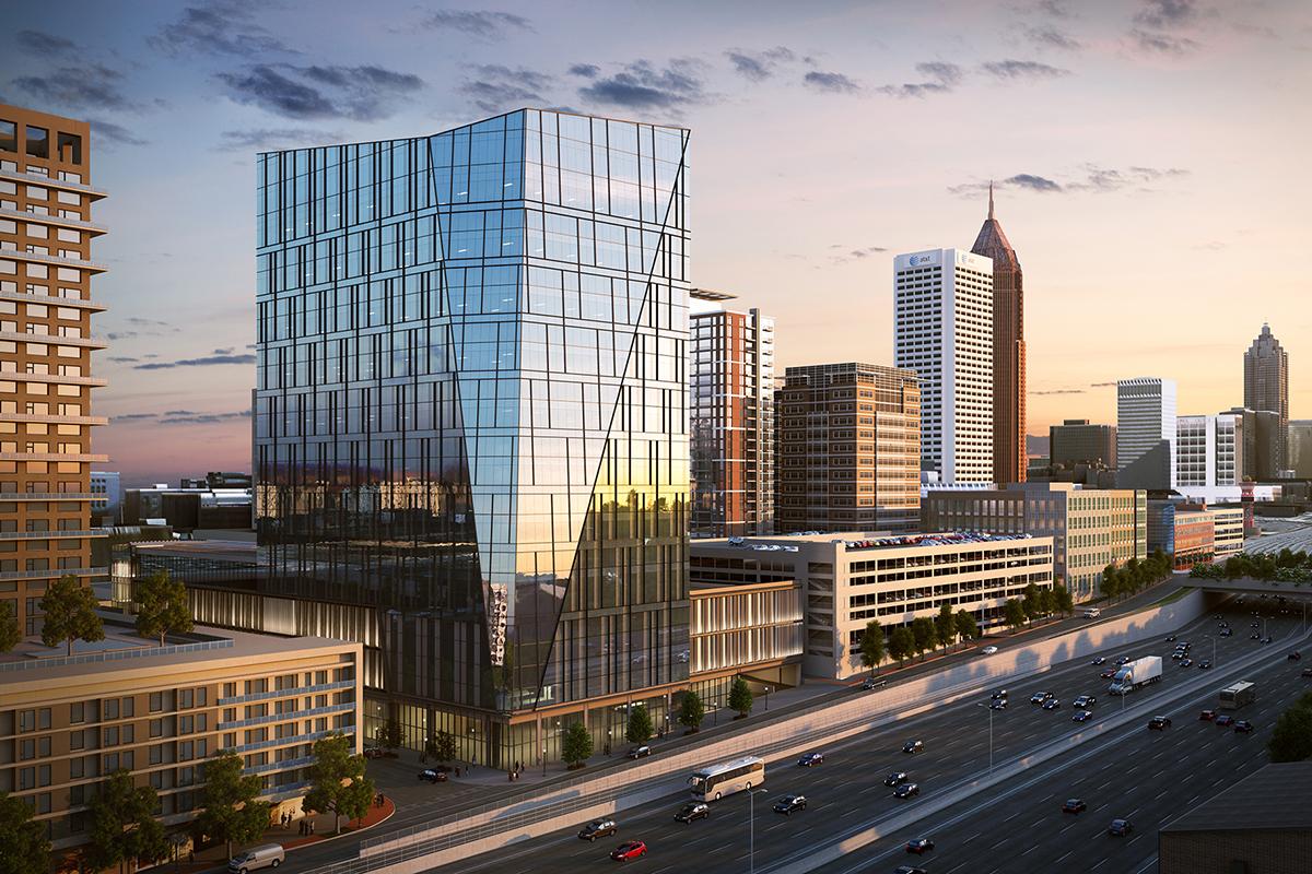 Ncr Headquarters Architect Magazine Duda Paine