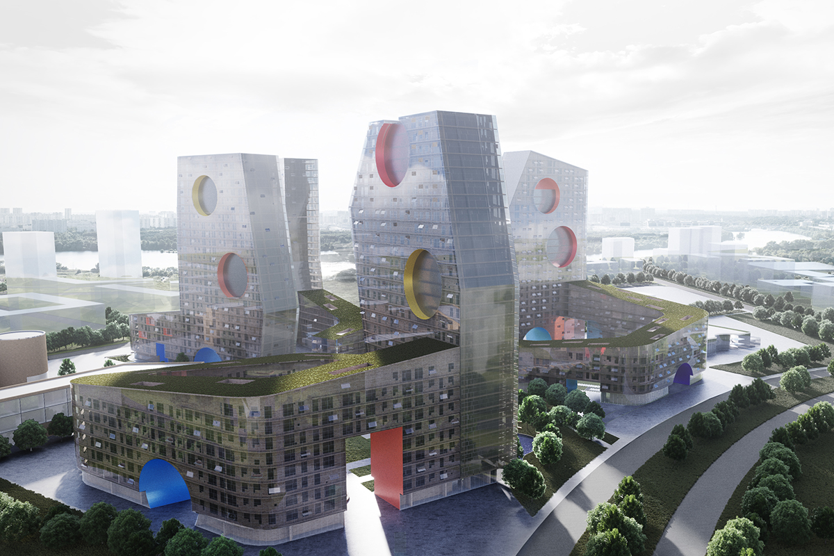 New buildings in Moscow from the developer. The start of sales 2018 - 2019 2