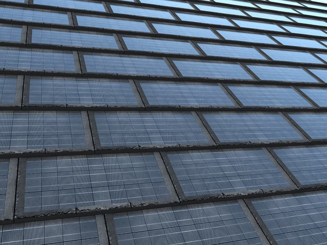 The Next Trend In Roofing Solar Tiles Custom Home Magazine