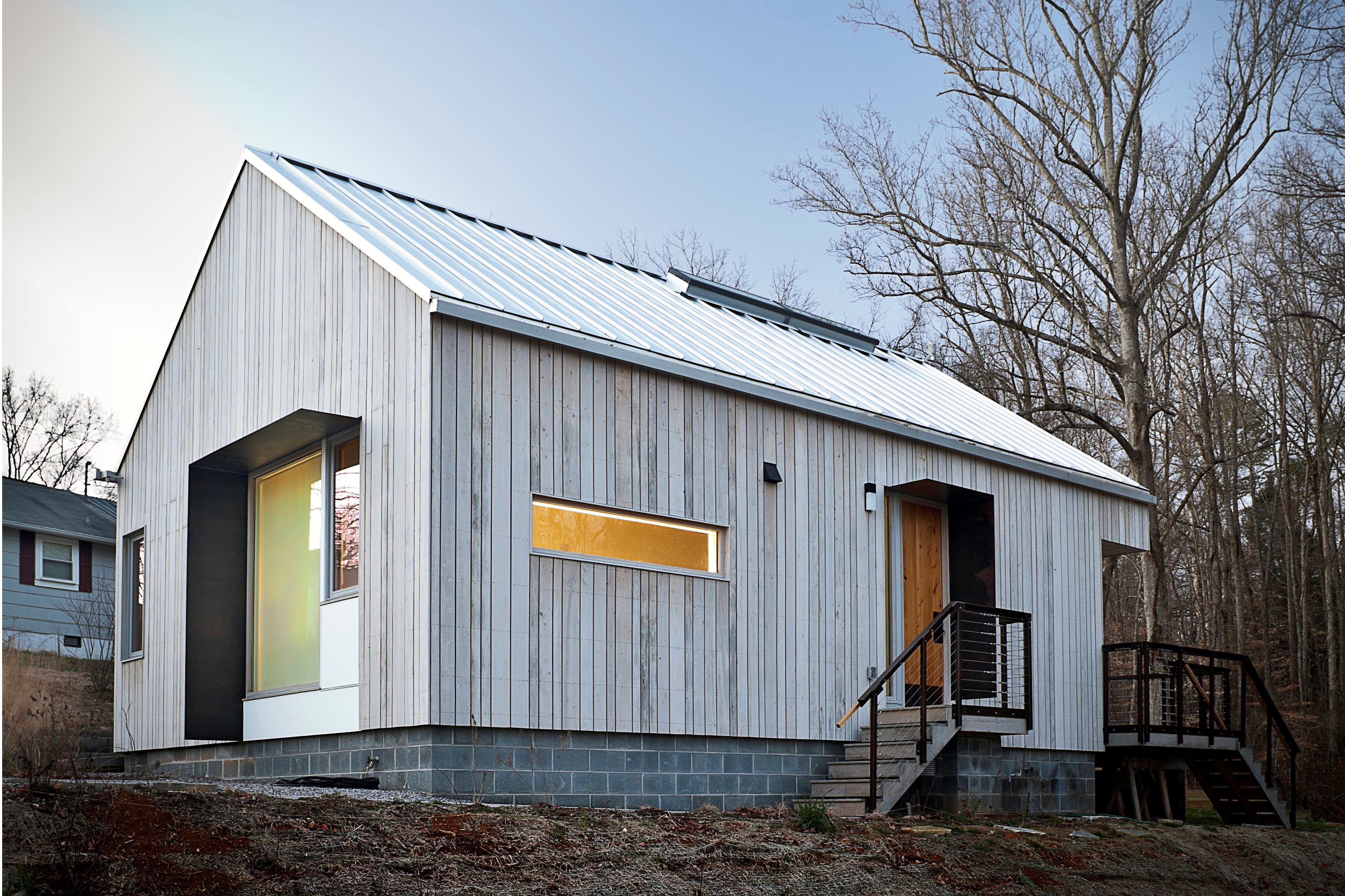 Prefab House Is Living Lab For Energy And Water