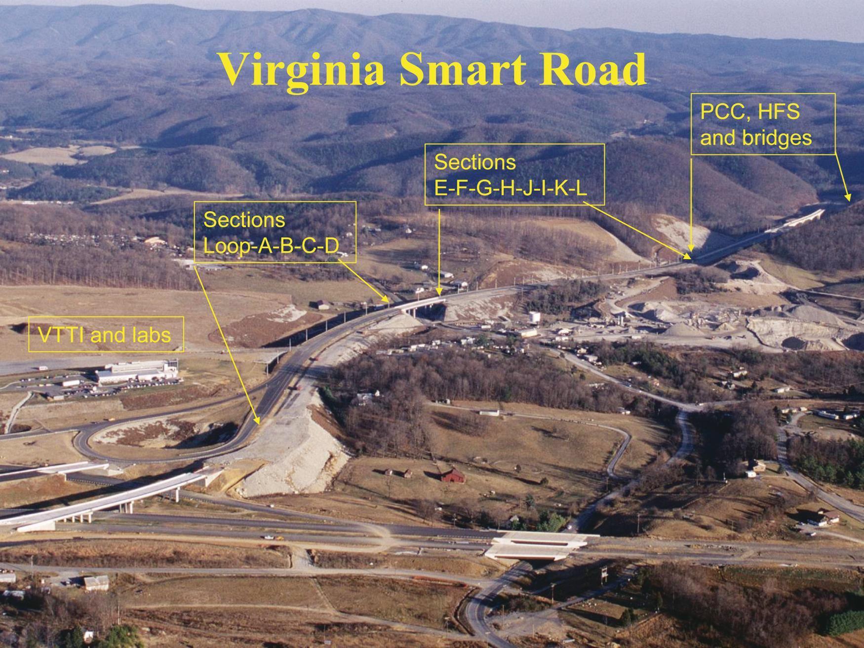 Virginia Smart Road Concrete Construction Magazine