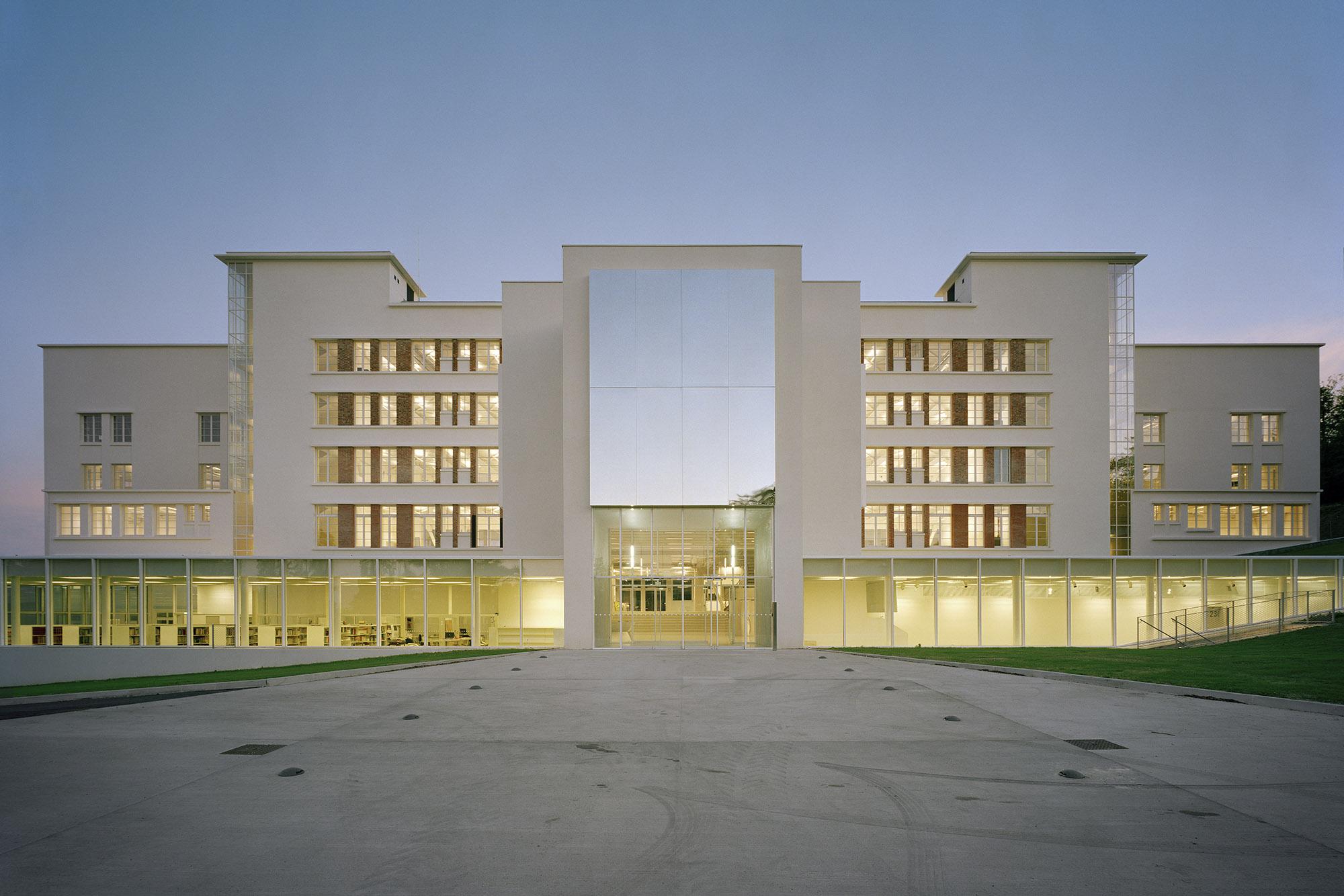École D Architecture Clermont clermont ecole d'architecture | architect magazine