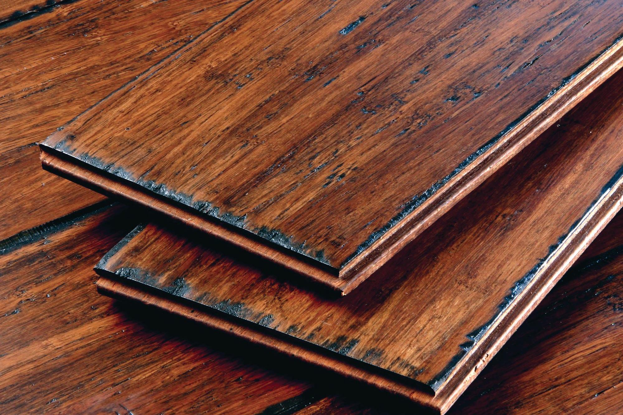 Product Review Bamboo Flooring Custom Home Magazine