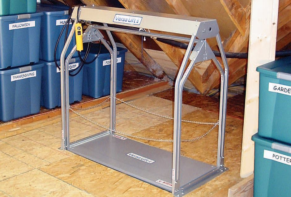 Power Lift For Attic Access Jlc Online Products