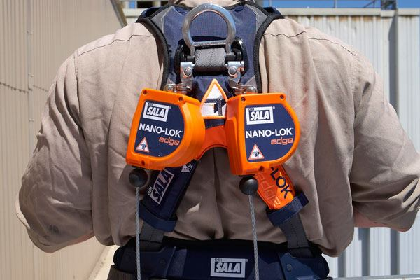 Capital Safety Nano Lok Edge Self Retracting Lifeline