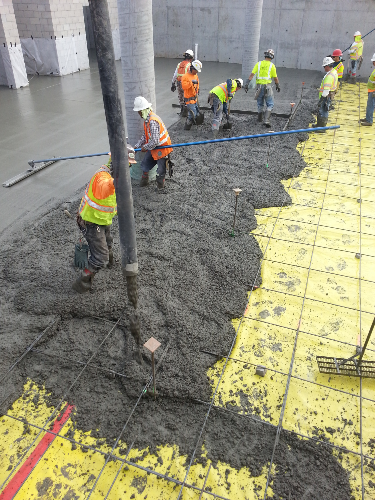 Imac Construction Corona Calif Concrete Construction