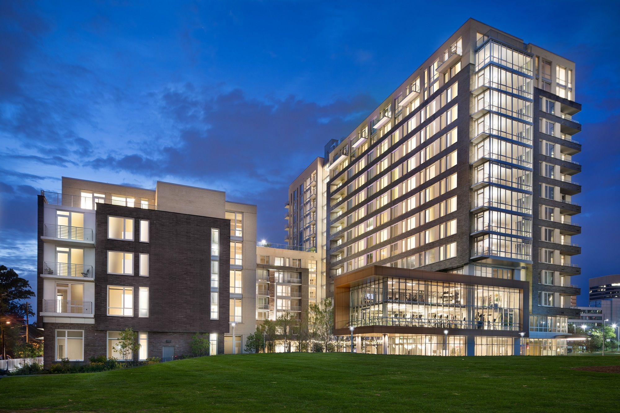 Boomers, Families Flock To D.C. Area Renovation