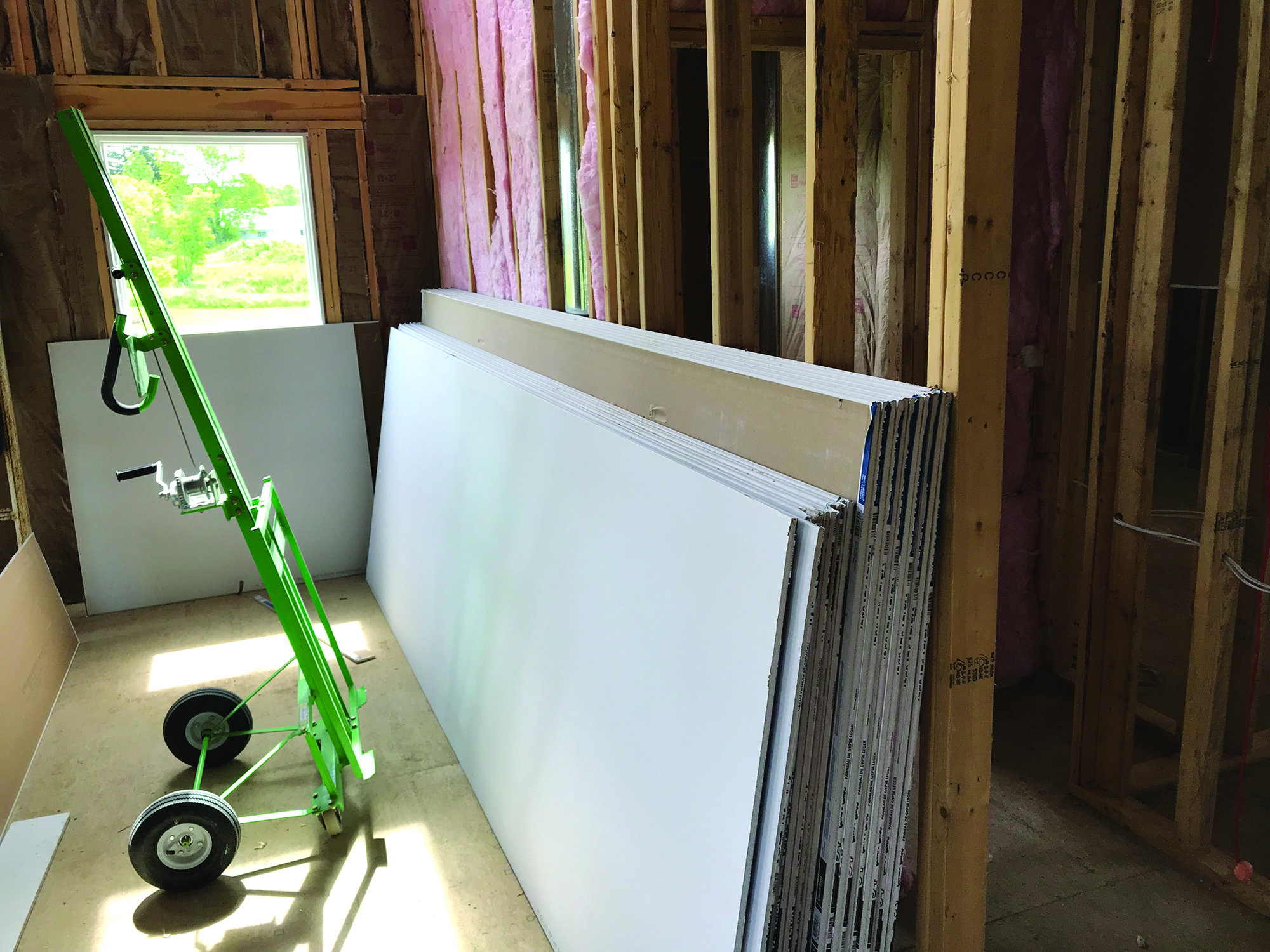 Drywall Hanging 101 Jlc Online