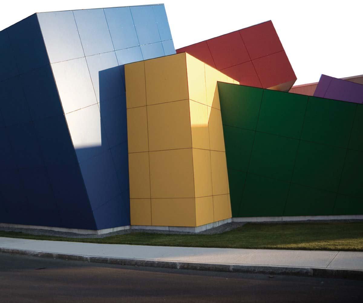 Meteon Exterior Cladding From Trespa Architect Magazine