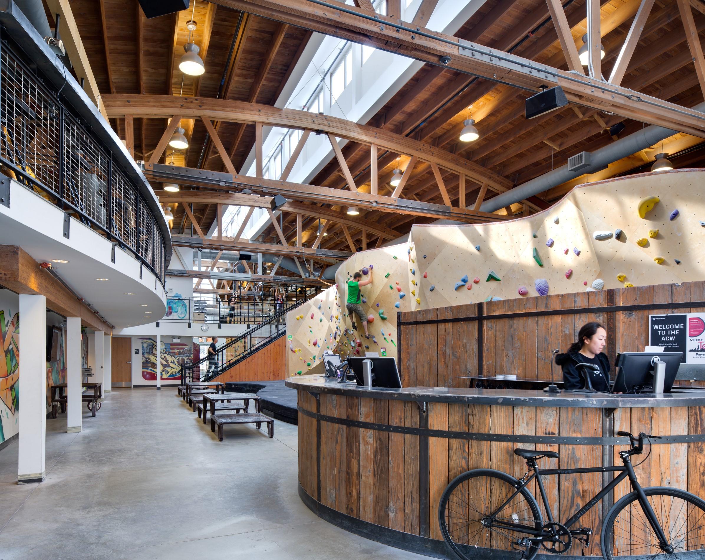 Brooklyn Boulders Chicago Architect Magazine