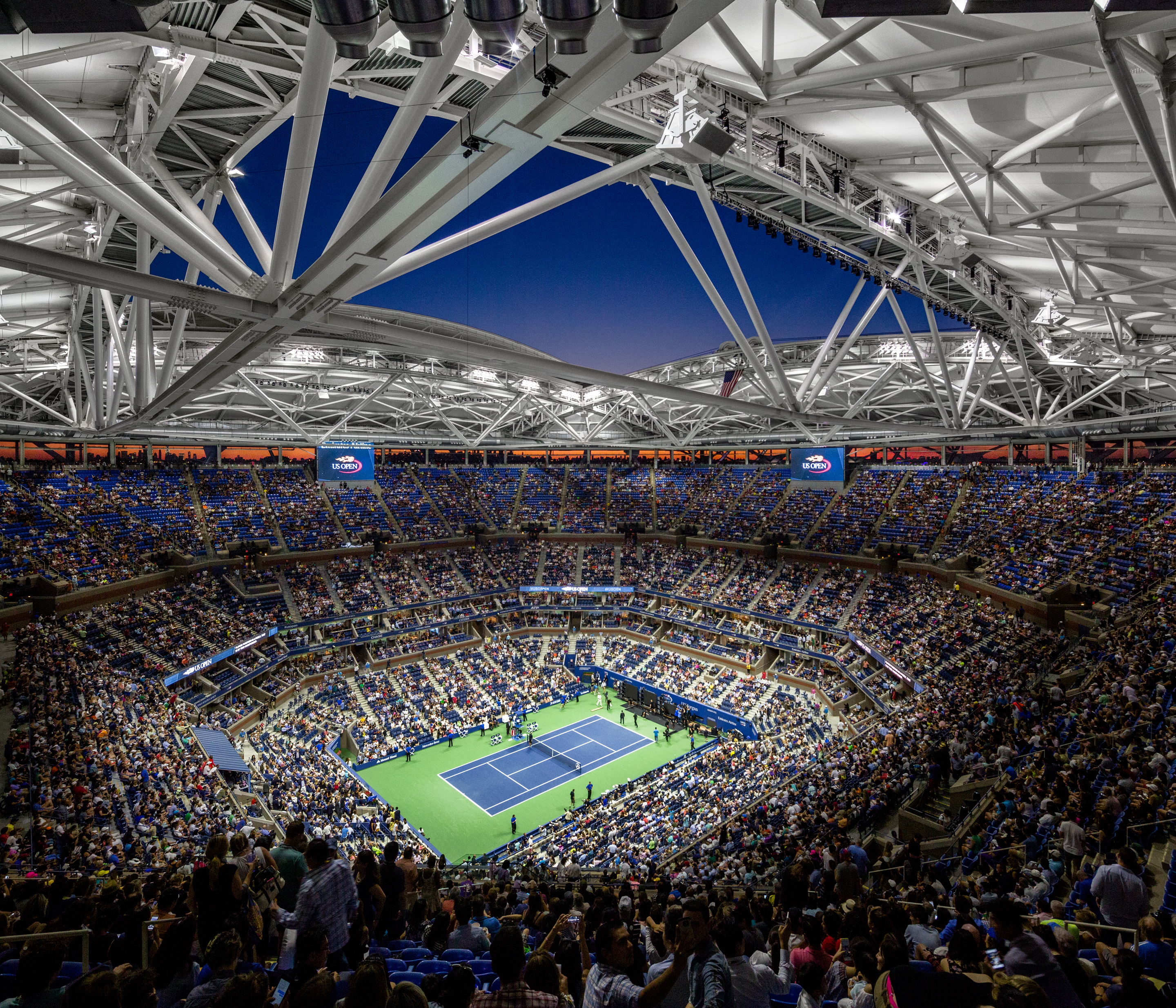 Us Open Stadion