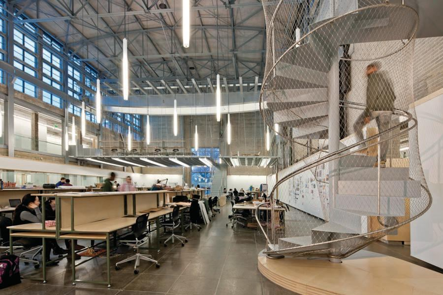 Architecture Aloft Architect Magazine Adaptive Reuse
