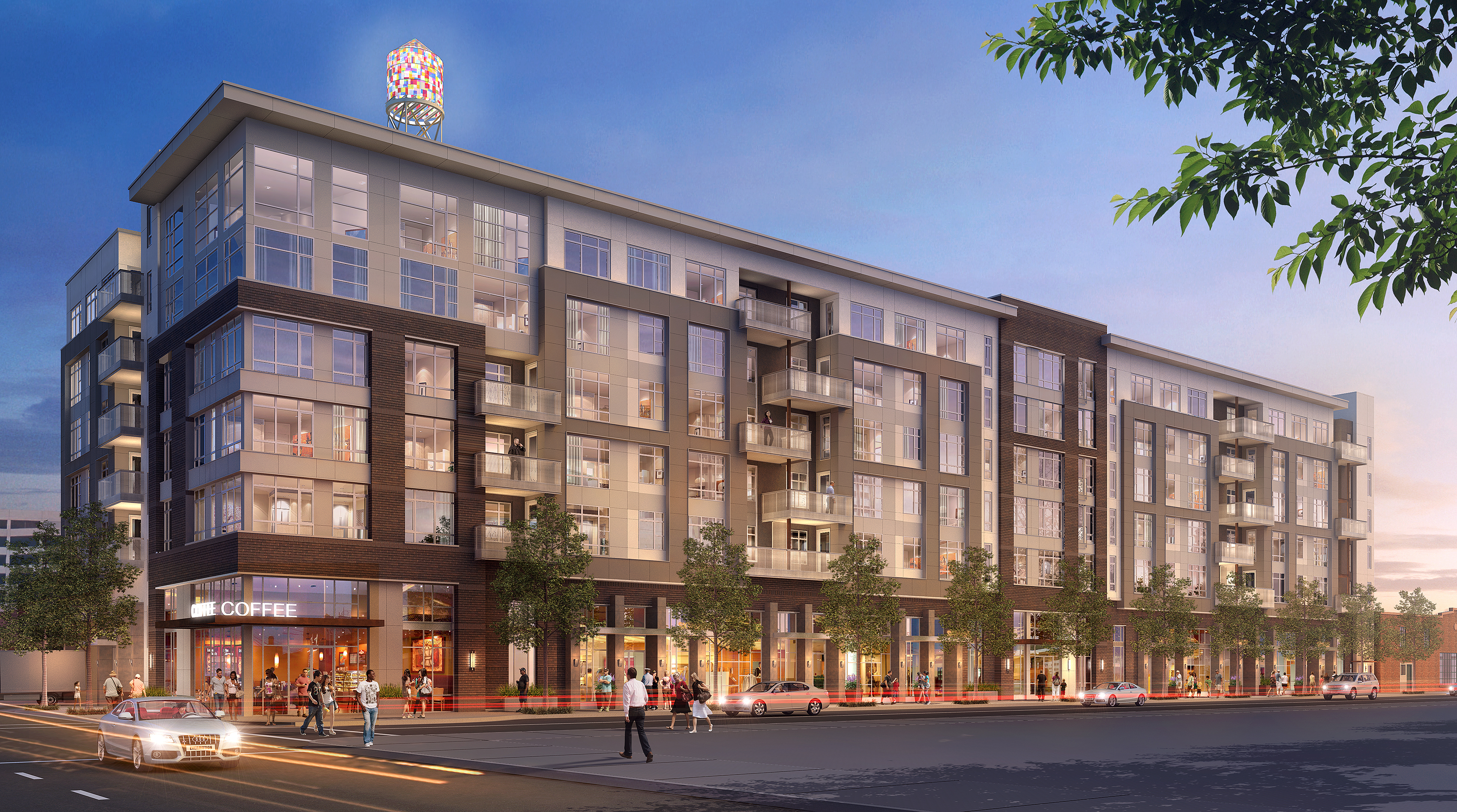 Trammell Crow Breaks Ground On 135m Mixed Use Community